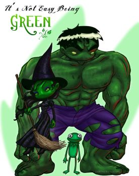 The Green Team by Arterik