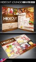 HideOut Lounge Menu Set 2 by AnotherBcreation