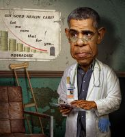 Obamacare by funkwood