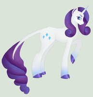 Rarity by NastyLittleCuss