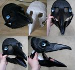 Crow resin bases by Crystumes