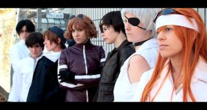 Weiss Kreuz - How to be cool by RoteMamba