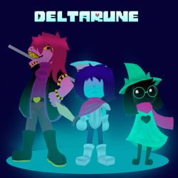 A New Chapter Awaits (deltarune)  by TheSkyFox03