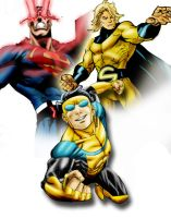 What if these 3 team up_2 by ruga-rell