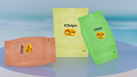 Props - Chips Pack 01 by Sy-Jei-Vee