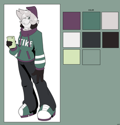 2018 Tike Reference by Supersprite65
