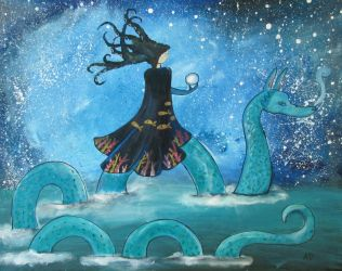 The Sea Witch by andralynn