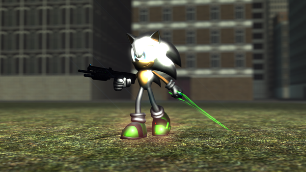 Lightwolf in Action! (SFM) (Requested) by TheRaiBone12