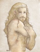 Fili the Dwarf by AlyTheKitten