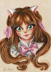 Sephilos girl collection - Alice OC 12 by CrisEsHer