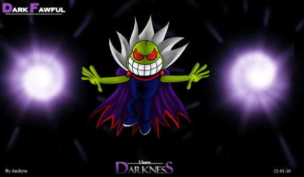 .: Dark Fawful making Darkness by Anzhyra
