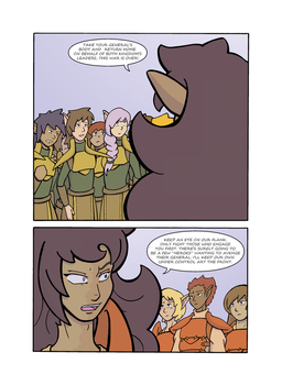 Messenger:  Ch 3 Page 50 by celestrialdarkmoon