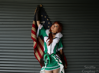 Assassin's Creed 3 Lady Maverick Cosplay by Seattle-Cosplay