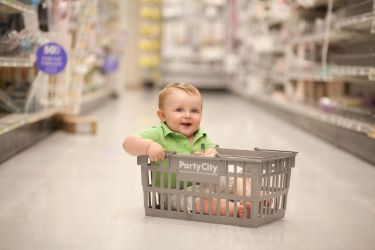 baby stock shopping cart by LockedIllusions