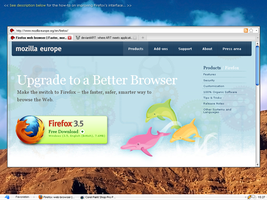 Improving Firefox's interface by NfERnOv2