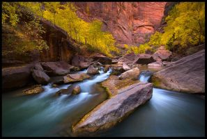 River of the Gods by MarcAdamus