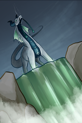 Western Water Spirit by TheDraconicBard