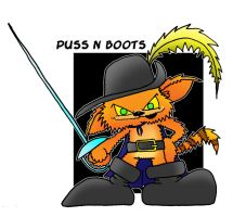Lil' Puss n Boots by 5chmee