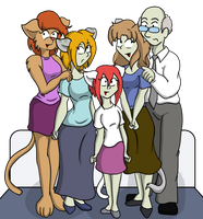'Ko Family Picture by CDRudd