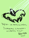 Sometimes is necessary to change myself by Rayxim