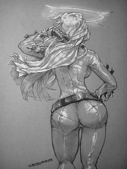 jack-o' ink by cutesexyrobutts