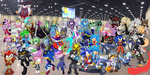 Sonic Crossover Event 2018! by Sonicbandicoot