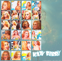 KATY-PERRY Icons by TheRun-Away