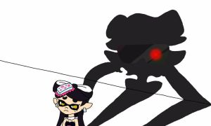 Callie's Shadow by rabbidlover01