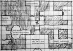4 Vs Darkness - Dungeon Map by KSchnee
