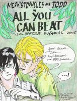 All You Can Beat  cover by Spools