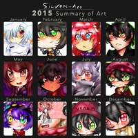 Art Summary (2015) by Silvers-Ace