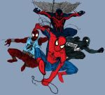 Spideys-colors by LeighWalls-Artist