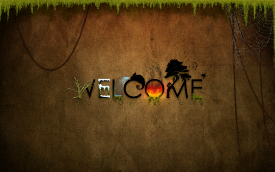 Welcome to the Jungle by tinyfauve