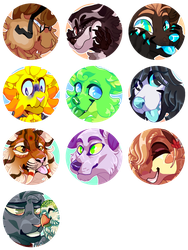 Icon Batch by Abbadoo02