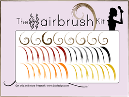 The Hairbrush Kit by namespace