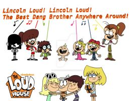 The-loud-house-lincoln-loud-the-best-brother-ever by Bart-Toons