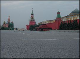 Red Square by carepa