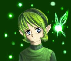 Saria by Black-sania