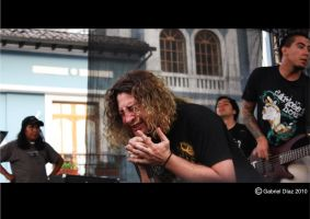 Colapso in action 02 by PulsoEC