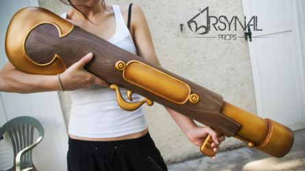 Nami's gun (one piece) by ArsynalProps