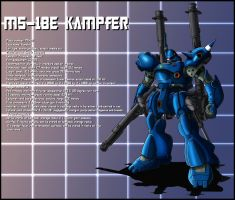 MS-18E Kampfer profile by zeiram0034