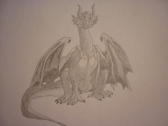Dragon by Irime-Laivine