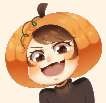 Happy october ! by Kepewe