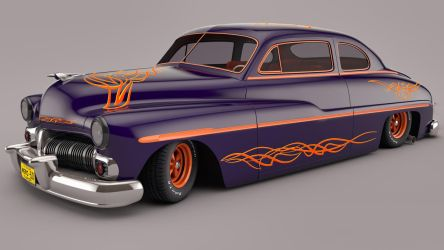 1950 Mercury Coupe by SamCurry