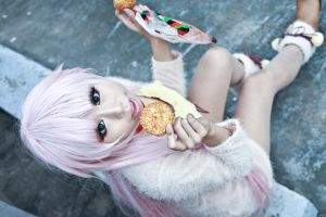 K Project - Neko by Xeno-Photography