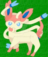 Sylveon by RabbitCity