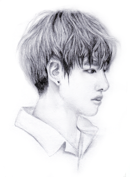 Jungkook by melodevi
