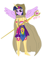 Princess Twilight by E-E-R
