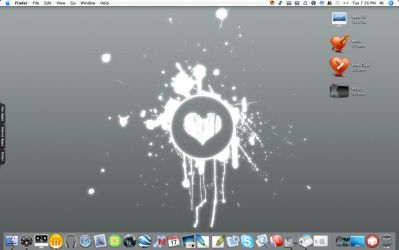 Valentines day Desktop by cjmcblonde
