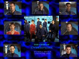 Enterprise Crew by Colonelengle